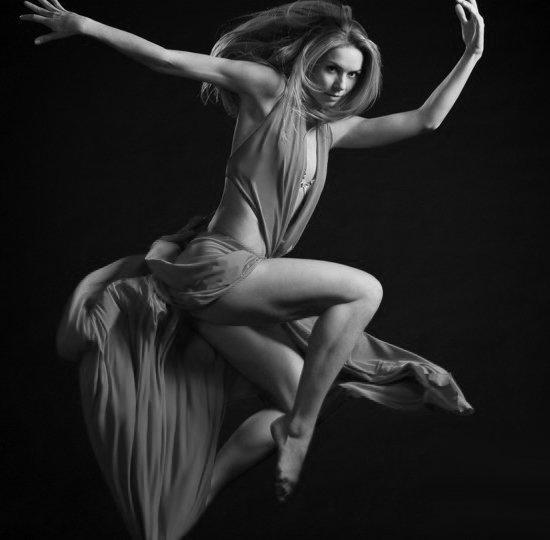 Тренер по современной хореографии, Лазуто Юлия