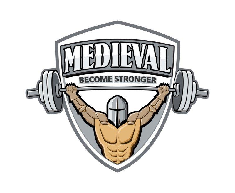 Medieval Paladin Group